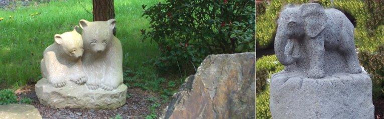Natursteine Kaspers - Bildhauerarbeiten