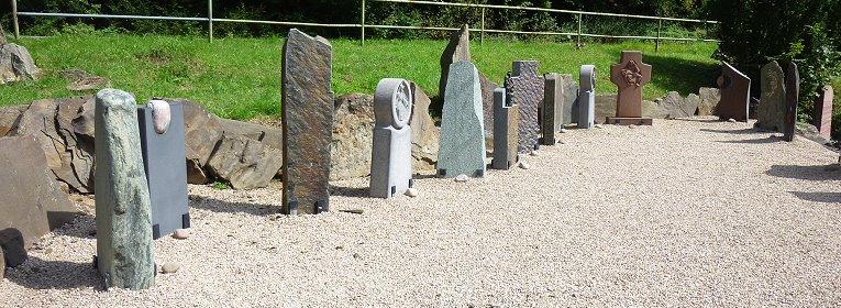 Natursteine Kaspers - Einzelgrab