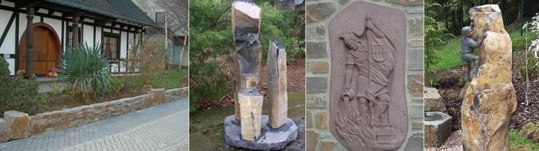 Natursteine Kaspers - Leistungen