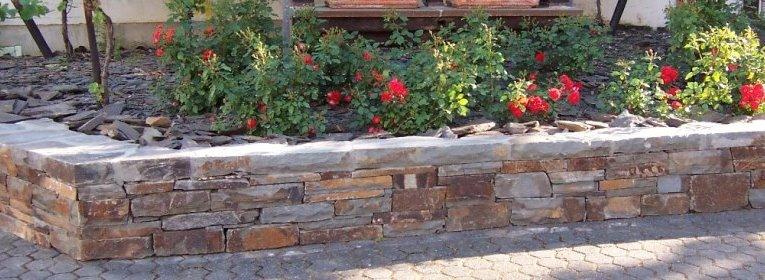 Natursteine Kaspers - Mauerwerke